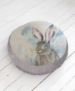 Voyage Maison Harriet Hare Medium Floor Cushion