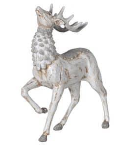 Coach House Prancing Glitter Deer HKA078