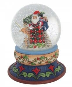 Season of Giving (Santa with Deer Waterball) 4058796
