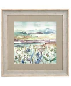 Voyage Maison Highland Haze Framed Art E170107