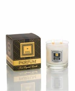 Pairfum Large Snow Crystal Candle Noir Orangerie Blossoms