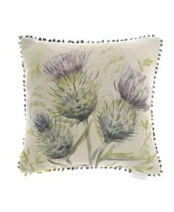 Voyage Maison Thistle Glen Cushion C140039