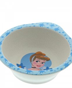 Disney Cinderella Organic Bamboo Dinner Set A29237 1