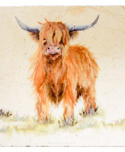 Highland Cow Platter Large HCWL003 1