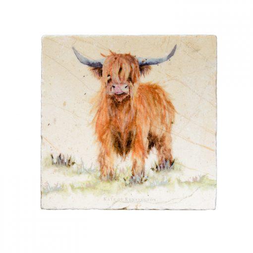 Highland Cow Platter Medium HCWM002 1
