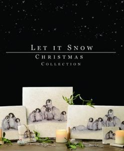 Kate of Kensington Let it Snow Penguins