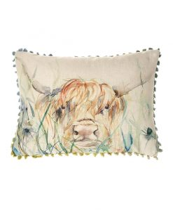 Voyage Maison Bramble View Art House Cushion AH17022