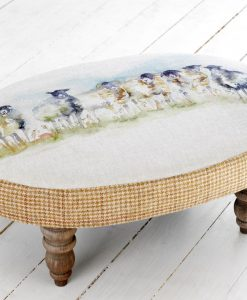 Voyage Maison Come By Ceris Footstool FS13012