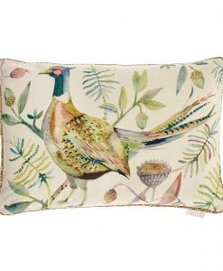 Voyage Maison Pheasant Autumn Cushion C170018
