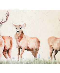 Woodland Stag Platter Sharing WSTS005 1
