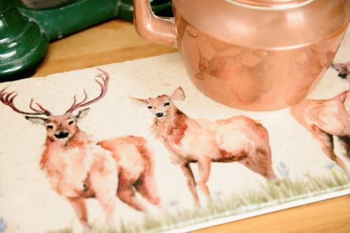 Woodland Stag Platter Sharing WSTS005