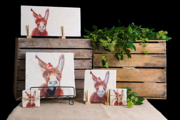Kate of Kensington Donkey and Robin Collection