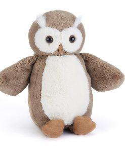 Jellycat Bashful Barn Owl BAS3BOW
