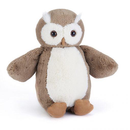 Jellycat Bashful Barn Owl BAS3BOW
