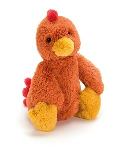 Jellycat Bashful Rooster BASS6RO