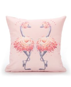 Jellycat Glad to be Me Pink Cushion GBM2CP