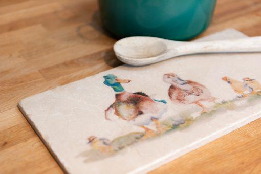 Kate of Kensington Mallard Duck Sharing Platter