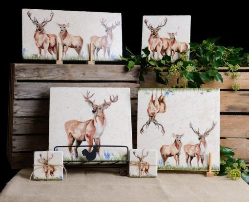 Kate of Kensington Woodland Stag Collection