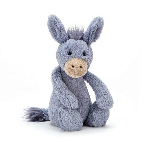 Jellycat Bashful Donkey Medium BAS3DUS