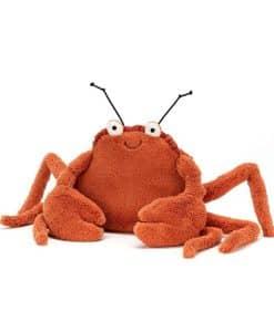 Jellycat Crispin Crab CC2C