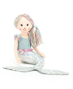 Jellycat Shellbelle Aqua Lily AQ2LT