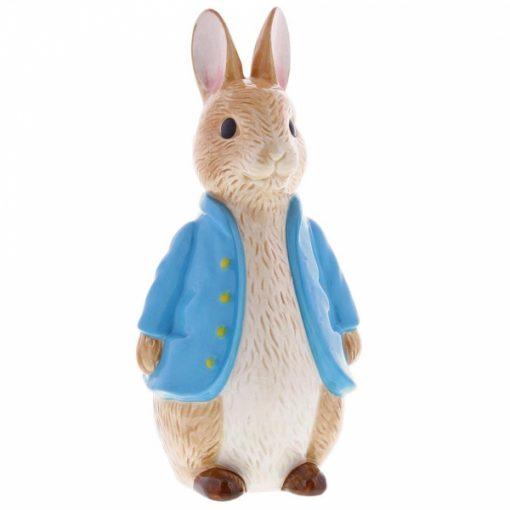 Peter Rabbit Sculpted Money Bank A29292