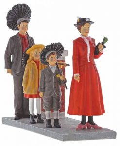 Step in Time Mary Poppins Figurine 3