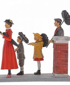 Step in Time Mary Poppins Figurine