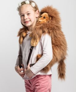 Wild & Soft Back Pack Monkey