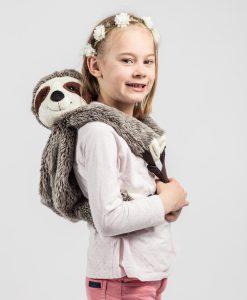 Wild & Soft Back Pack Sloth
