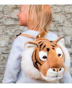Wild & Soft Back Pack Tiger