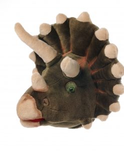 Wild & Soft Dinosaur Head Adam