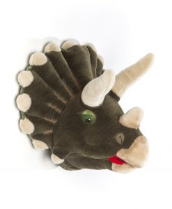 Wild & Soft Dinosaur Head Dino Adam WS0058 L
