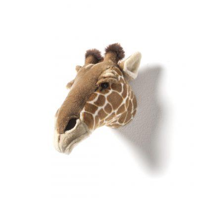 Wild & Soft Giraffe Head Ruby WS0036 R