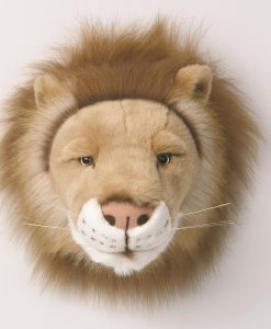 Wild & Soft Lion Head Ceasar