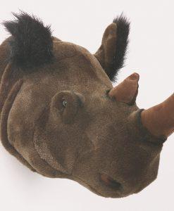 Wild & Soft Rhino Head Michael