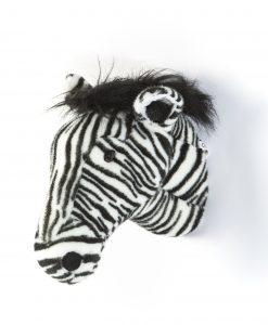 Wild & Soft Zebra Head Daniel WS0037 R