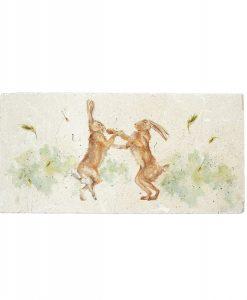 Kate of Kensington Boxing Hares Sharing Platter