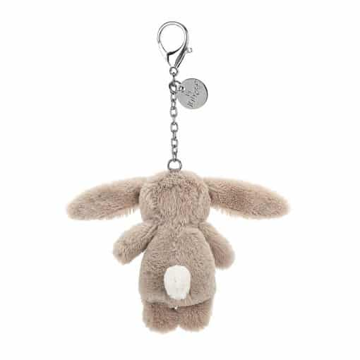 Jellycat Bashful Bunny Beige Bag Charm BB4BBC 2