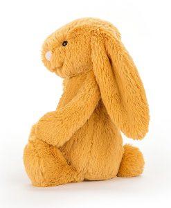 Jellycat Bashful Saffron Bunny BAS3SF 1