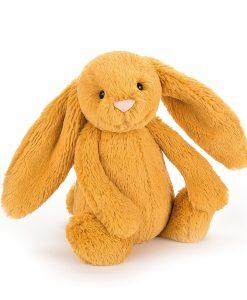 Jellycat Bashful Saffron Bunny BAS3SF
