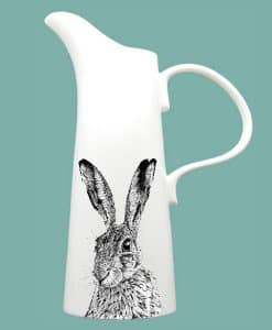 Little Weaver Arts Shy Hare X Large Jug SHY05