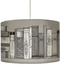 Voyage Maison Library Books Sepia Eva Lamp Shade