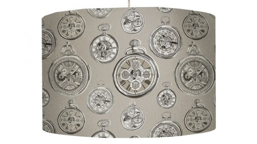 Voyage Maison Pocket Watch Sepia Eva Lamp Shade 40cm LS180339