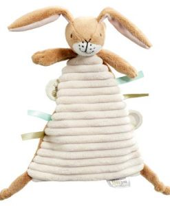 Rainbow Designs Guess How Much I Love You Little Nutbrown Hare Rattle & Comfort Blanket Gift Set GH1515 3