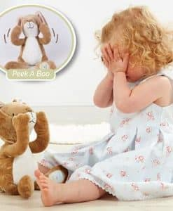 Rainbow Designs Guess How Much I Love You Peekaboo Big Nutbrown Hare GH1373 7