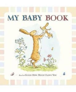 Rainbow Designs Guess How Much I love You Baby Record Book GH8026