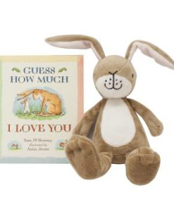 Rainbow Designs Guess How Much I love You Book & Soft Toy Set GH1351 2