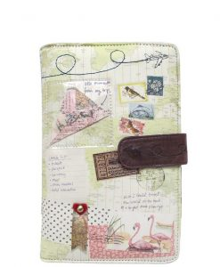 BVTW Bon Voyage Travel Wallet house of disaster