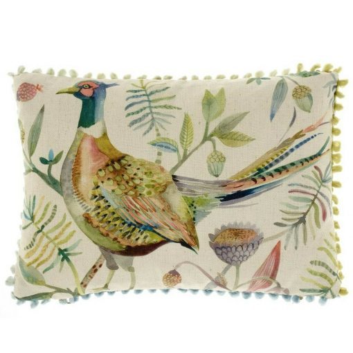 Voyage Maison Autumn Pheasant Arthouse Cushion AH17008